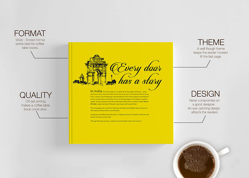 4 Important Elements Involved In The Making Of A Coffee Table Book Anderson Printing House Pvt Ltd